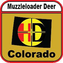 2021 Colorado Muzzleloader Season Unit 50,  Unit 500, Unit 501 Information