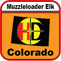 2021 Unit 15 New Mexico Elk Muzzleloader Tags