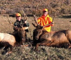 2021 Colorado Unit 71 711 Archery/Muzzleloader Guided Elk Hunt